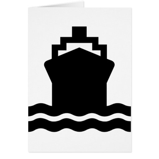Cruise lovers gifts! greeting card