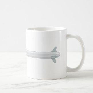 Cruise missile coffee mug