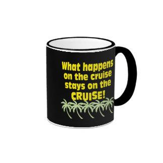 Cruise Coffee Mugs