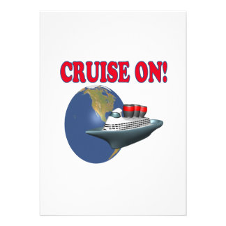 Cruise On Personalized Announcement