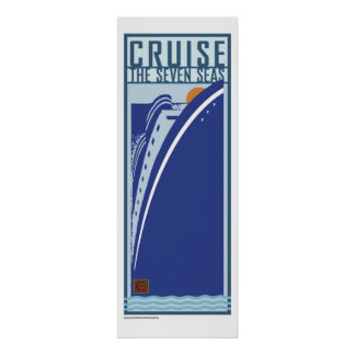Cruise-Poster