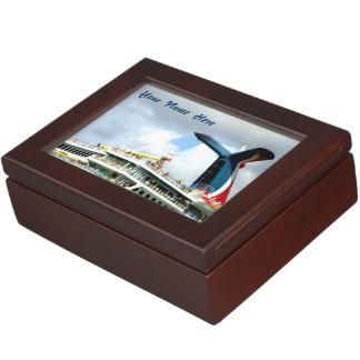 Cruise Revelers Custom Memory Box