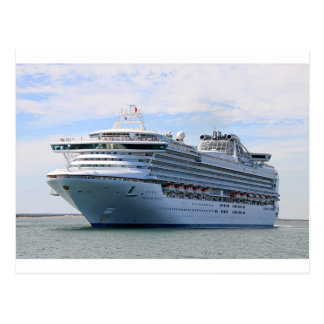 Cruise ship 14 post cards