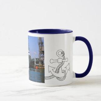 "Cruise ship ""Astoria"", Southampton, England Mug"