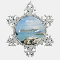 Cruise Ship at CocoCay