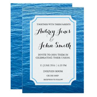 cruise ship wedding invitations wedding