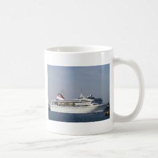Cruise ship Braemar. Coffee Mug