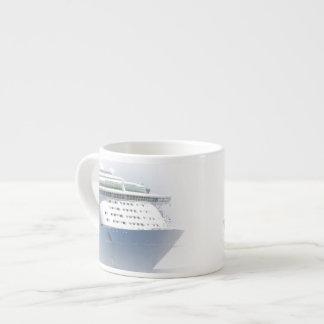 Cruise Ship Cameo Espresso Cup