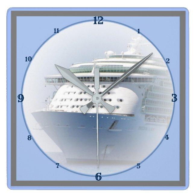 Cruise Ship Cameo Nautical