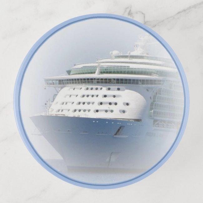 Cruise Ship Cameo Round
