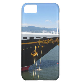 Cruise Ship Case For iPhone 5C