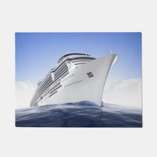 Cruise Ship Doormat