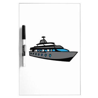 Cruise Ship Dry Erase Whiteboards