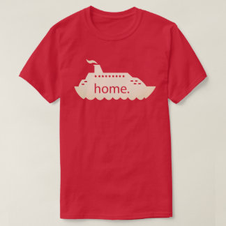 Cruise Ship Home - San Telmo T-Shirt