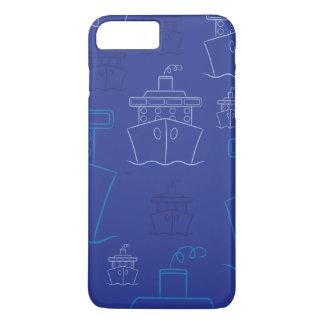 Cruise ship iPhone 8 plus/7 plus case