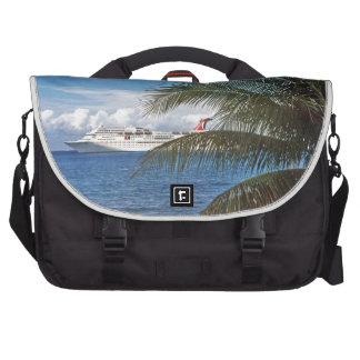 Cruise ship laptop computer bag