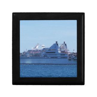 Cruise ship Le Diamant Keepsake Box