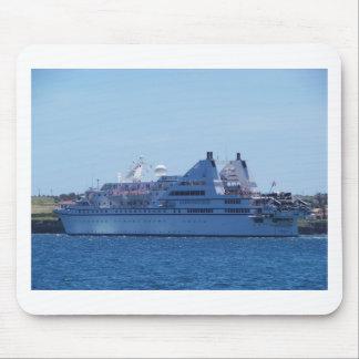 Cruise ship Le Diamant. Mouse Pad