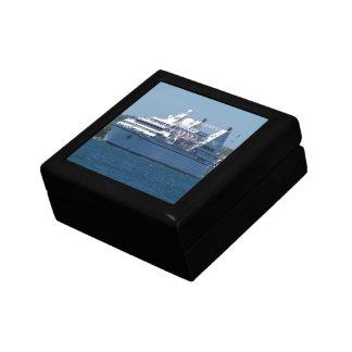 Cruise Ship Leaving Mahon Gift Box