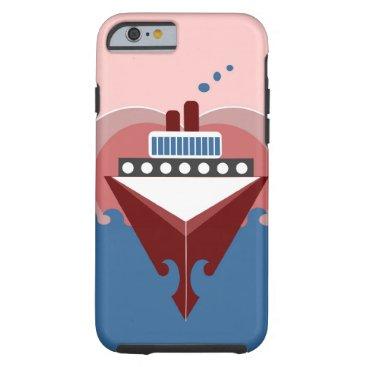 Cruise Ship Love iPhone 6 case