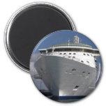 Cruise Ship Magnet