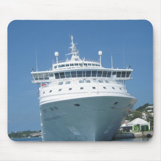 Cruise Ship Mouse Pad