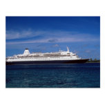 Cruise ship, Nassau, Bahamas Postcards