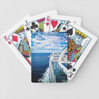 Cruise Ship Playing Cards