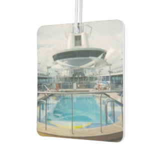 Cruise Ship Pool Air Freshener