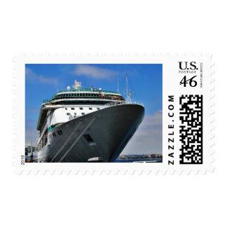 Cruise Ship Postage
