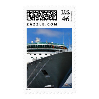 Cruise Ship Stamps