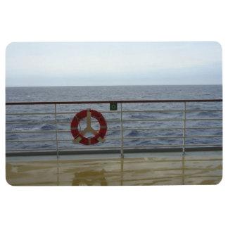 Cruise Ship Railing Floor Mat