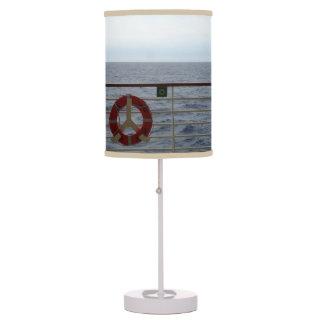 Cruise Ship Railing Table Lamp