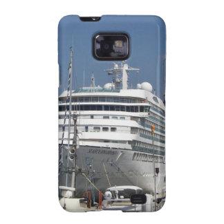 Cruise Ship Seabourn Odyssey Samsung Galaxy S2 Case