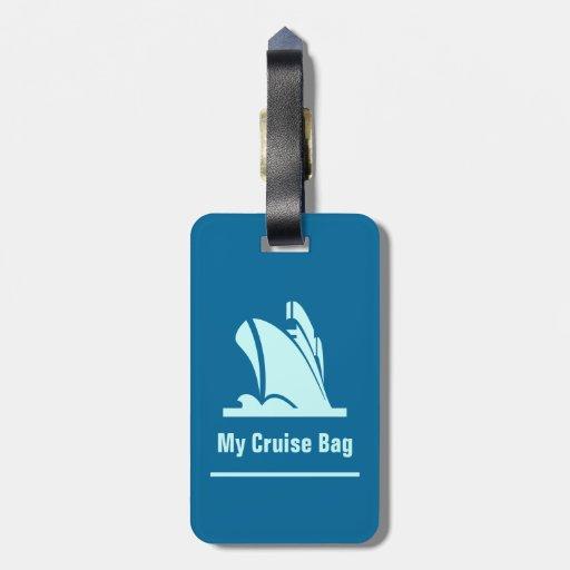 Cruise Ship Luggage Tags Cruise Ship Bag Tags