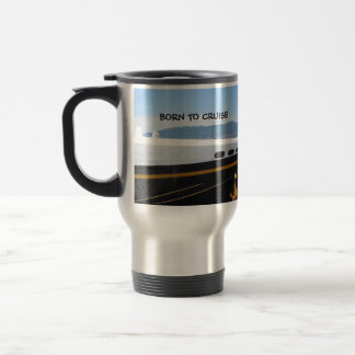 Cruise Ship Travel Mug