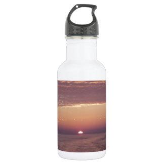 cruise sunset 18oz water bottle