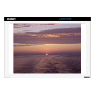 cruise sunset decals for laptops