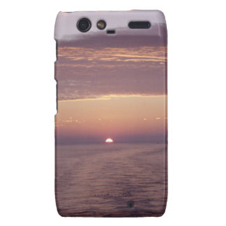 cruise sunset droid RAZR covers