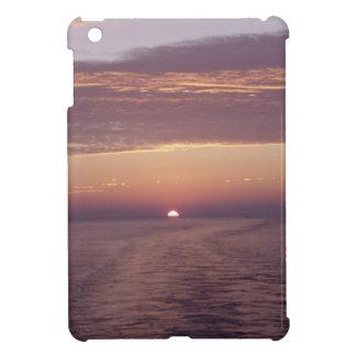 cruise sunset iPad mini covers
