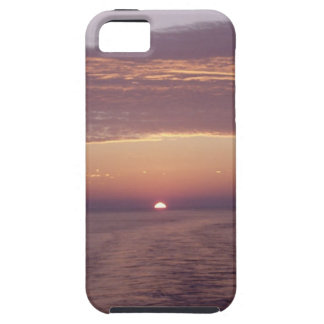 cruise sunset iPhone 5 cover