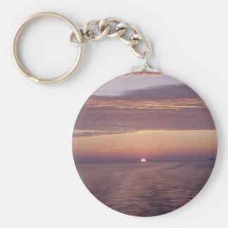 cruise sunset key chains