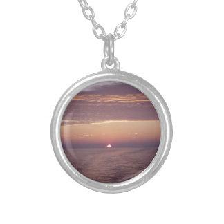 cruise sunset necklaces