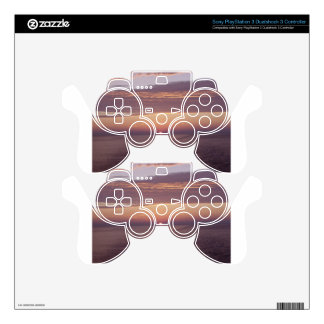 cruise sunset PS3 controller decal
