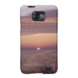 cruise sunset samsung galaxy SII cover