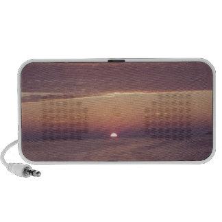 cruise sunset travelling speaker