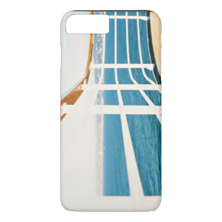 Cruise Themed, A Picture Of A Cruize Sailing On An iPhone 7 Plus Case