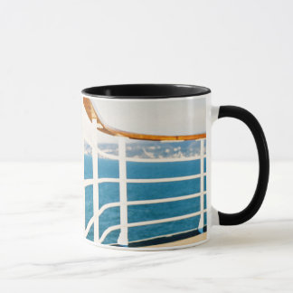 Cruise Themed, A Picture Of A Cruize Sailing On An Mug