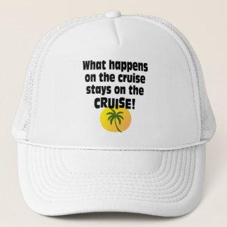 Cruise Trucker Hat
