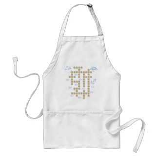 Cruise Word Game Aprons